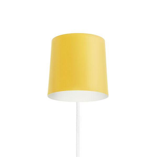 Rise Væglampe - Normann Copenhagen Rise V u00e6glampe Gul Kob her!